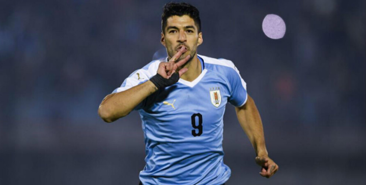11 Most Capped Players on Uruguay
