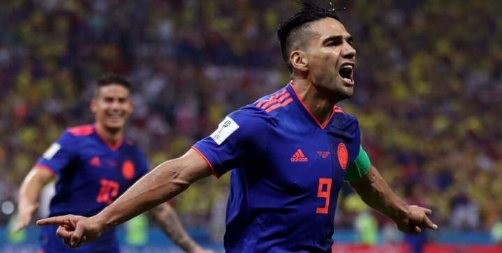11 of the most capped players on Colombia
