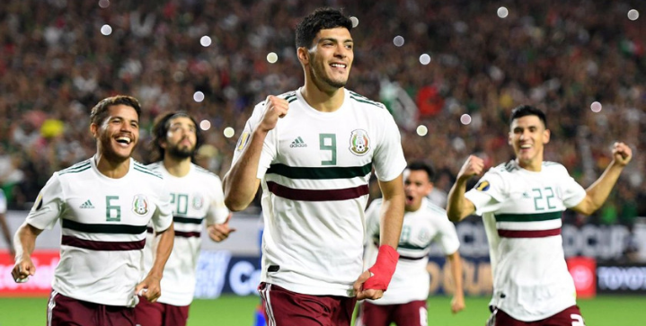 A late Jimenez penalty seals another Gold Cup final for Mexico