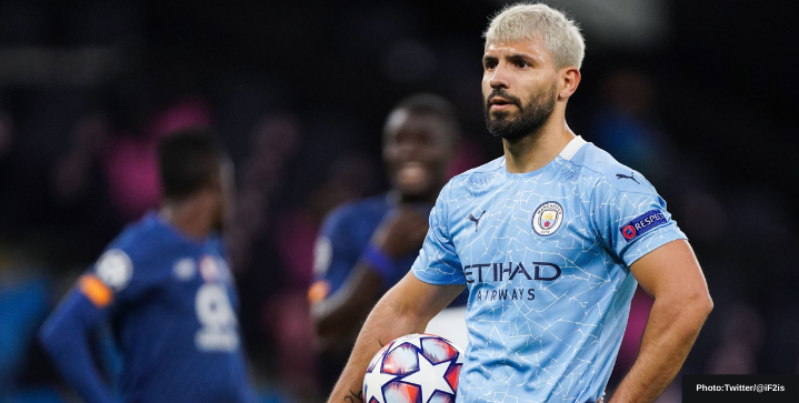 Aguero set to join pal Messi at Barcelona on 2-year deal