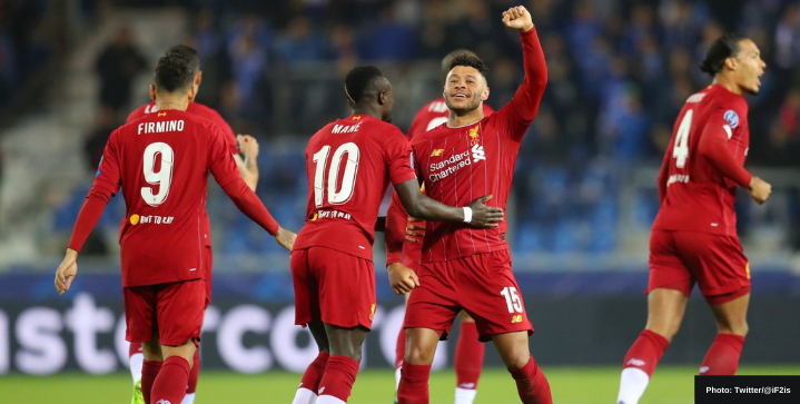 Alex Oxlade-Chamberlain could be headed back to Arsenal