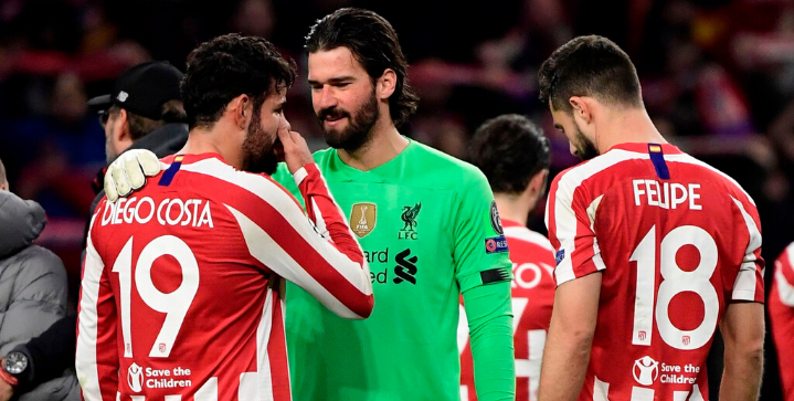 Liverpool take another L, lose Alisson ahead of UCL clash with Atletico Madrid