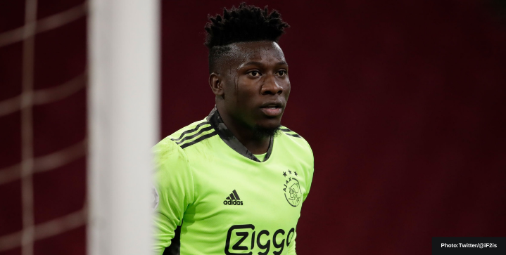 Andre Onana is on the verge of joining Arsenal