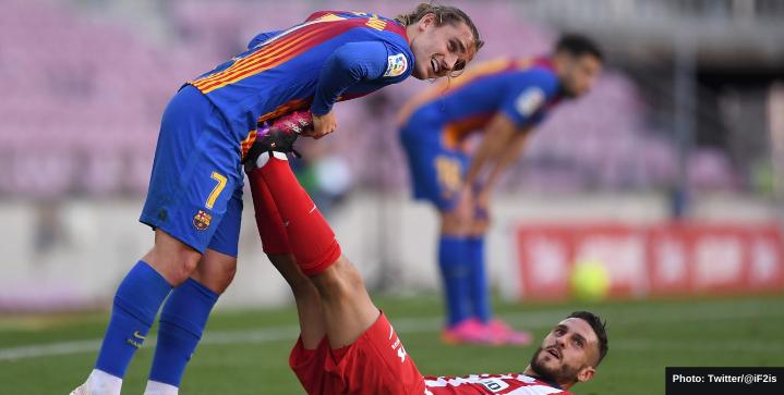 Antoine Griezmann set for return to Atletico Madrid