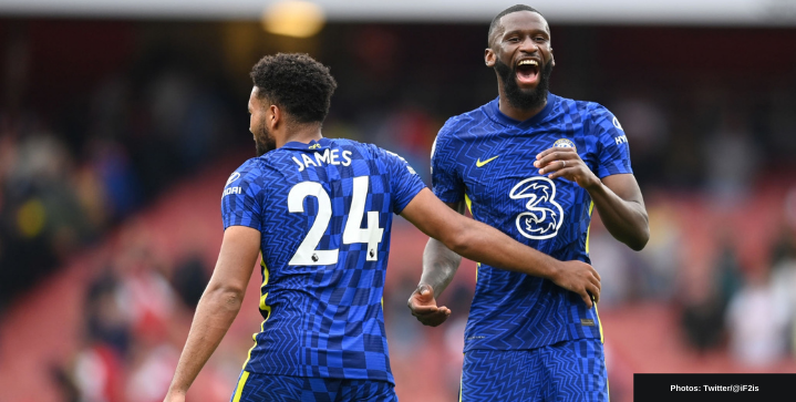 Antonio Rudiger's Chelsea future in doubt after contract stalemate