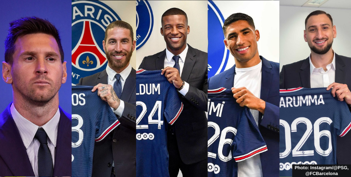 Are PSG lining up the best transfer window in the history of football?