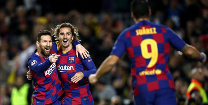 Barcelona 3-1 Dortmund 5 things we learned as Barca secures Group F