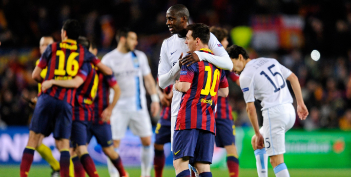 Barcelona and Manchester City legend Yaya Toure makes official retirement