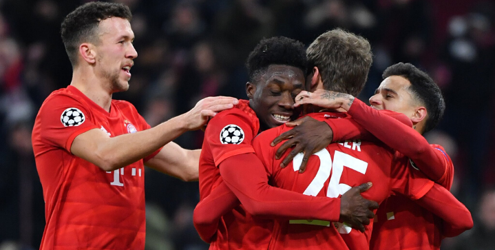 Bayern Munich 3-1 Tottenham 5 things we learned as the Bavarian giants hammer Spurs
