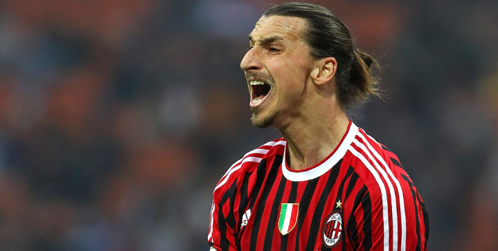 Official: AC Milan announce the signing of Zlatan Ibrahimovic
