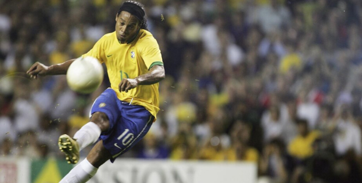 Brazil's most capped players