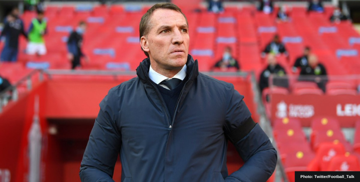 Brendan Rodgers not interested in Spurs job