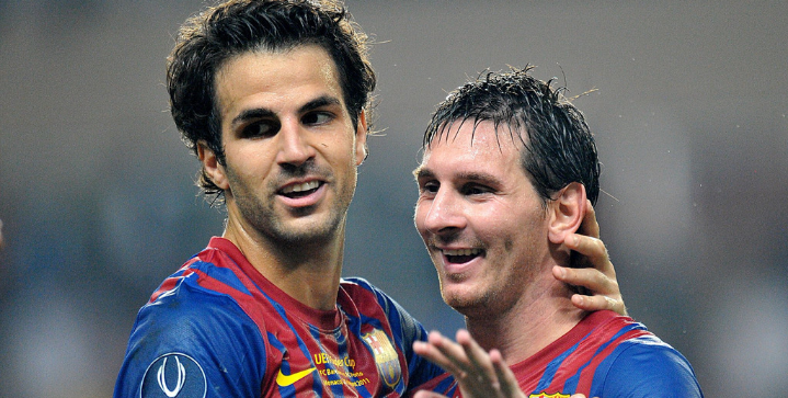 Cesc Fabregas predicts the world's next best soccer player