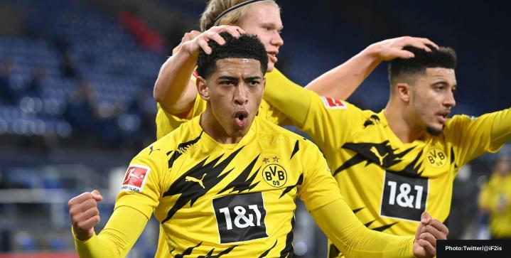 Chelsea eye £100m move for BVB starlet Jude Bellingham