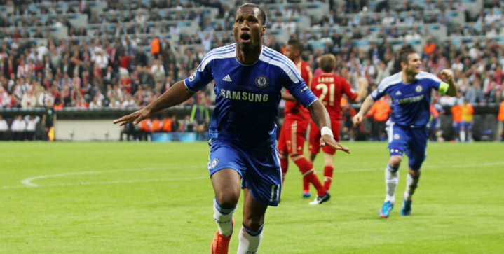 Chelsea's best strikers of all-time