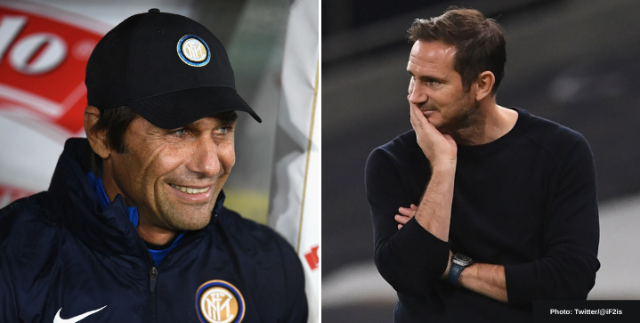 Conte and Lampard on shortlist to replace Steve Bruce at Newcastle