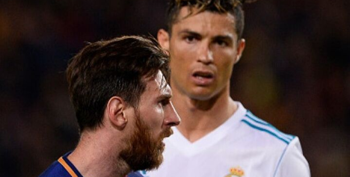 Cristiano Ronaldo has never voted for Lionel Messi as a world's top player