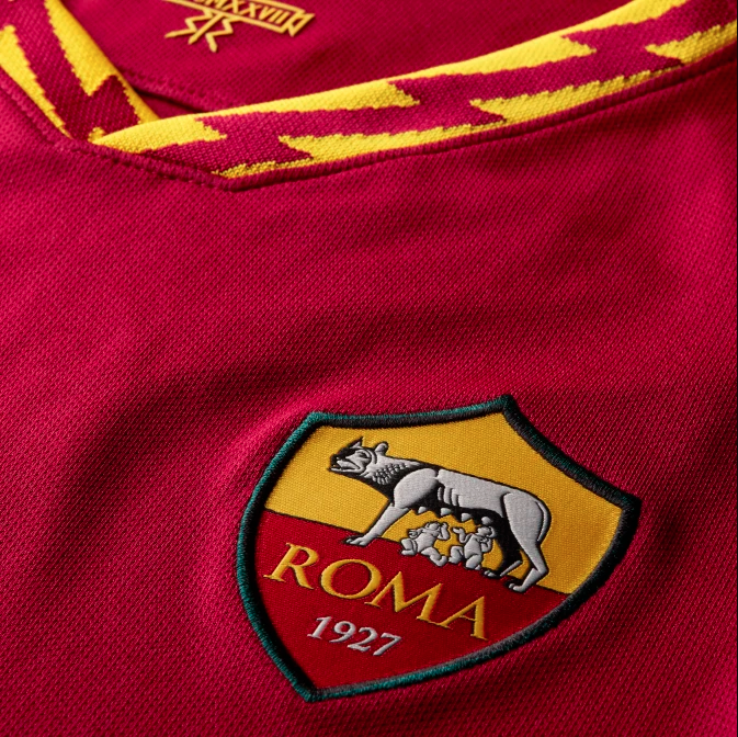 New AS Roma Kit