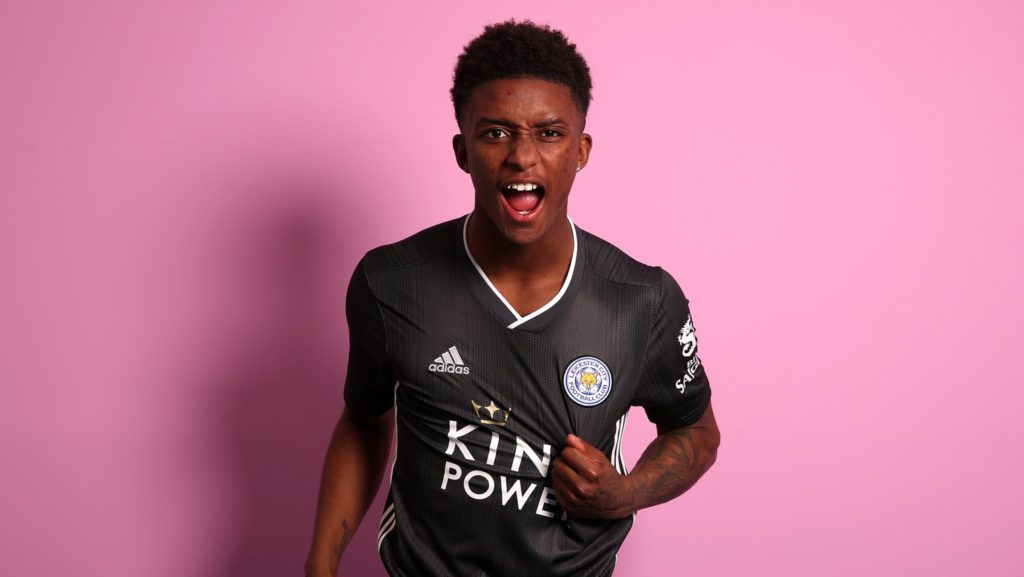 Leicester City new kit