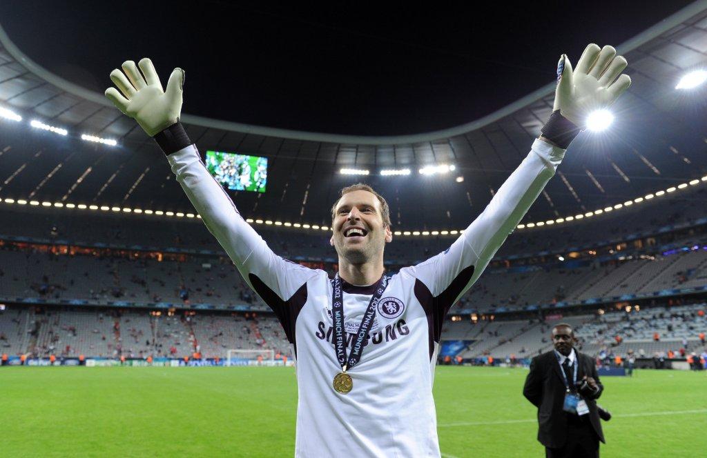 Petr Cech last game Baku