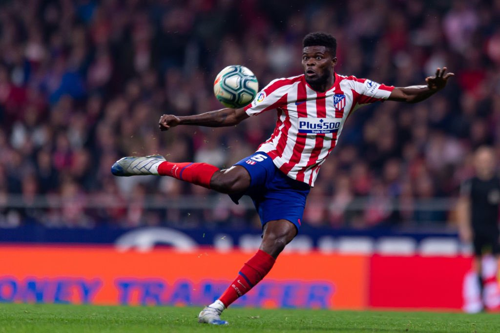 Thomas Partey demands Arsenal move with PSG looking to scupper the deal