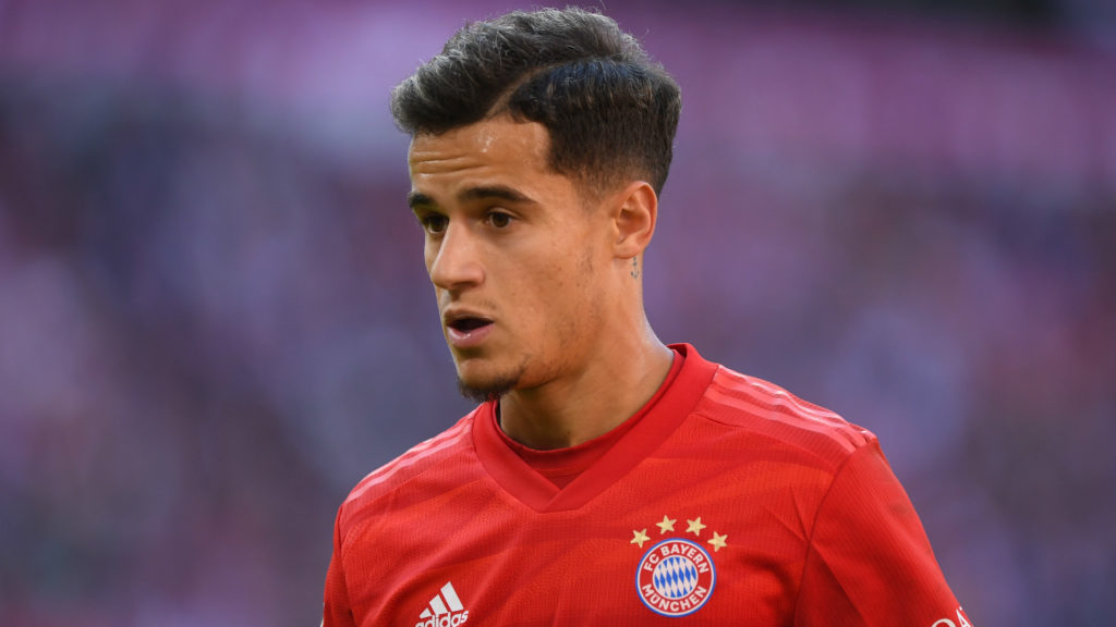 Bayern Munich will not extend Philippe Coutinho's stay