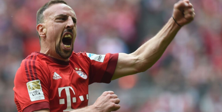Frank Ribery is on the verge of joining Fiorentina