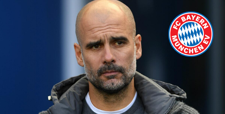 Guardiola back to bayern?