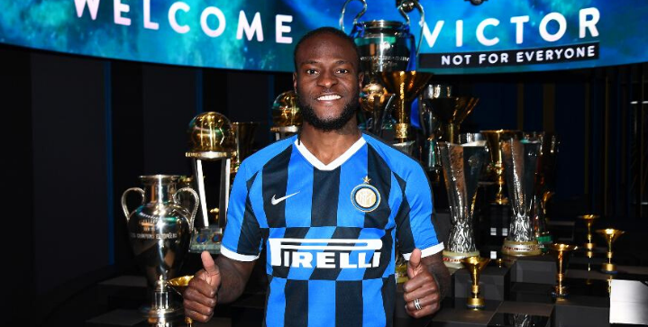 Inter Milan sign Victor Moses on loan, reuniting the winger with Antonio Conte