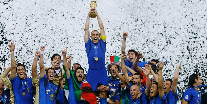 Italy's 2006 World Cup Squad Where are they now?