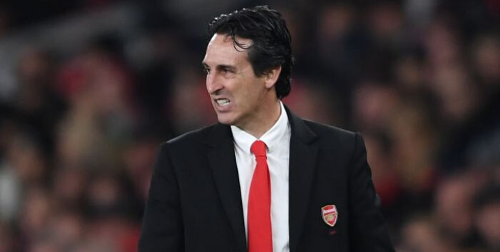 It's over Arsenal sack Unai Emery