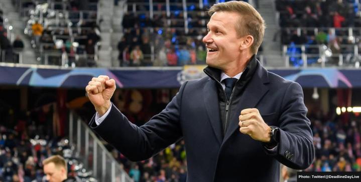 Jesse Marsch set to replace Julian Nagelsmann as RB Leipzig manager next season