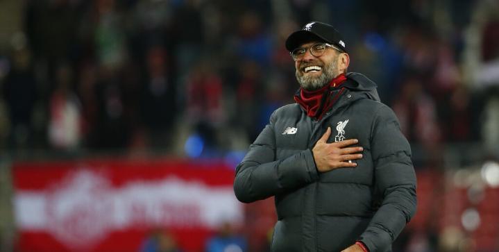 Jurgen Klopp renews deal at Liverpool until 2024