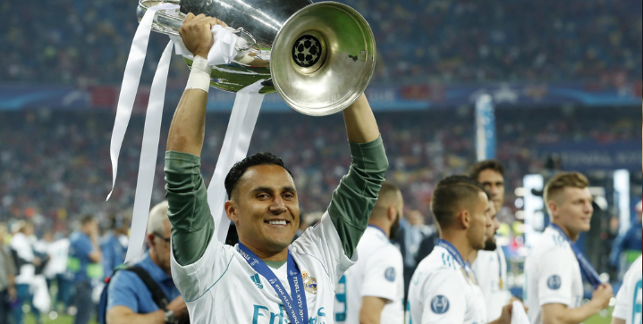 Keylor Navas Joins PSG From Real Madrid In 'Keeper Swap