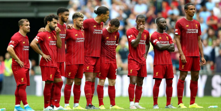 Liverpool's kit deal with Nike imminent