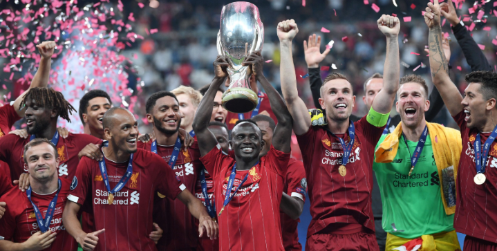 Liverpool defeat Chelsea in penalties to win their fourth Super Cup title