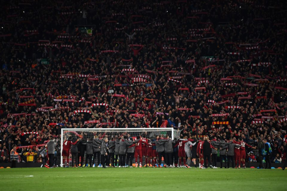 Liverpool shock Barcelona at Anfield, head to second consecutive Champions League Finals
