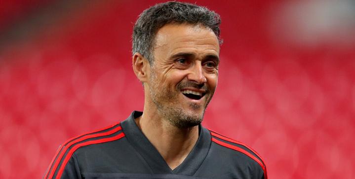 Luis Enrique re-appointed Spain coach