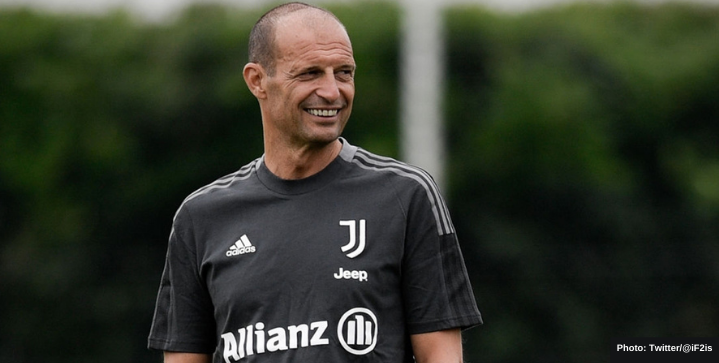 Massimiliano Allegri reveals rejection of Real Madrid job for Juventus