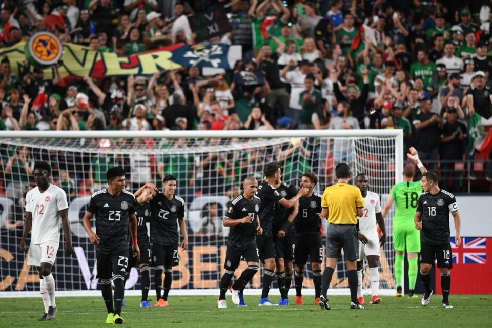 Mexico off to a promising start in the Gold Cup 2019