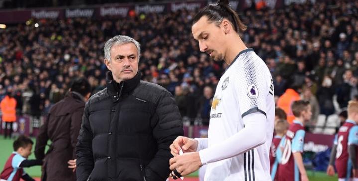 Mourinho prepared to snatch Zlatan Ibrahimovic in January window