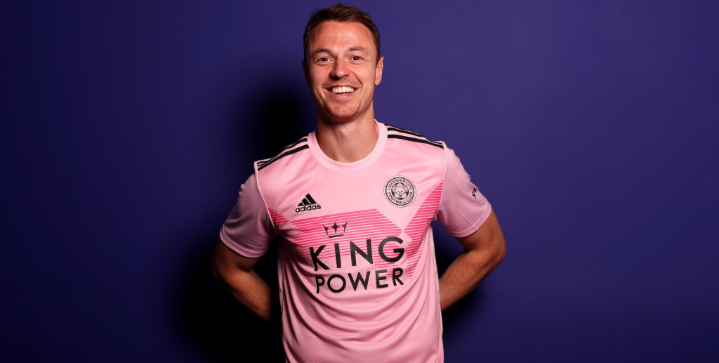 new leicester pink kit