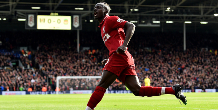 Sadio Mane Liverpool versus Spurs Preview