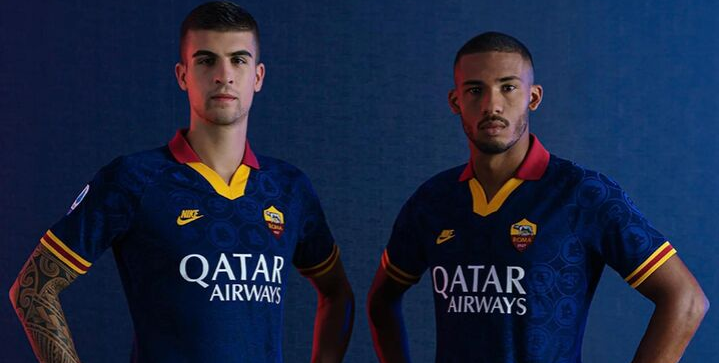 New AS Roma third kit