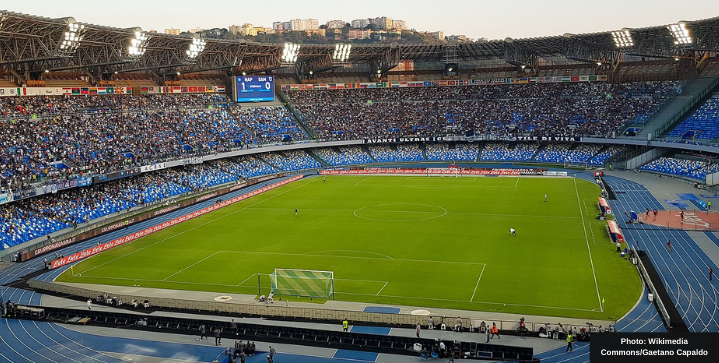 New Champions Argentina and Italy plan cup friendly in Napoli in honor of Maradona