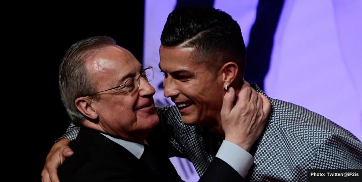 New leaked audio reveals Florentino Perez's scathing words for Ronaldo and Mourinho