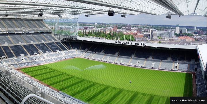 Newcastle starts new era with Saudi takeover complete