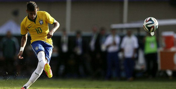 Neymar's best freekicks of all-time