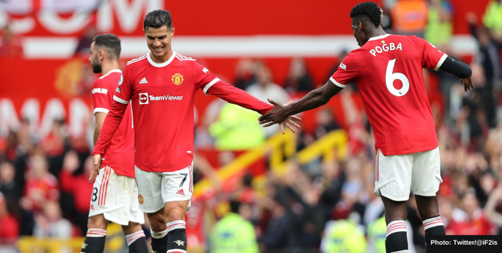 Paul Pogba may be staying at Manchester United, after all