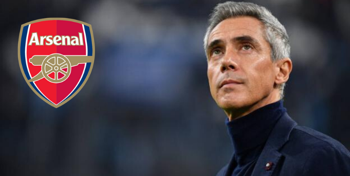 Arsenal interview Paulo Sousa for the team's head coaching role